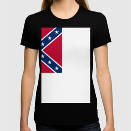 Bloodstained Banner Of The Confederacy T-shirt