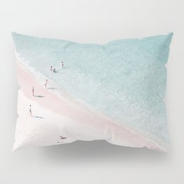beach family love Pillow Sham