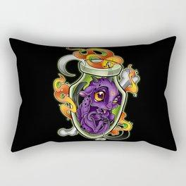 Moltov Baphomet Rectangular Pillow