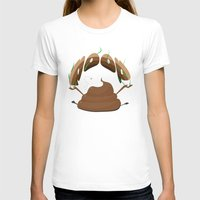 poop T-shirts featuring Poop by Slemdawg Hundredaire