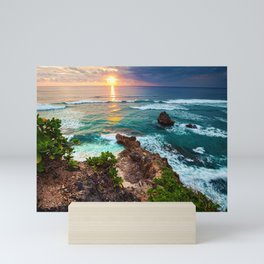 Coastline Mini Art Print