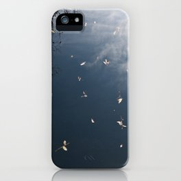 beauty in filth iPhone Case