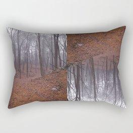 Forest Double Rectangular Pillow
