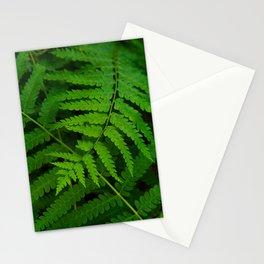 Fern Leaf Stationery Cards