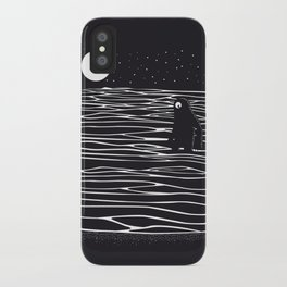Scary monster! iPhone Case
