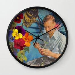 G'mo [ GMO Homo ] Wall Clock