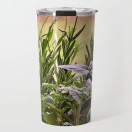 Herbal Garden Delight Travel Mug