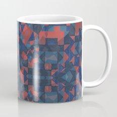 Blue Tile Mug