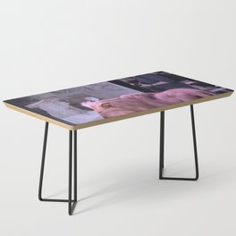 Searching the Beauty. African Invasion Coffee Table