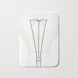 Light Bulb Bath Mat
