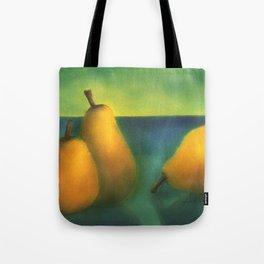 watercolor pears Tote Bag
