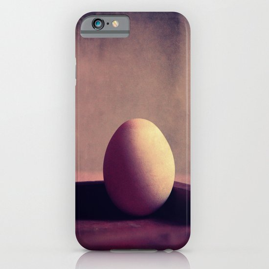 just one egg iPhone & iPod Case