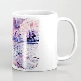 Dublin Watercolor Streetscape Coffee Mug