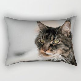 Cat by Thierry LEMARECHAL Rectangular Pillow