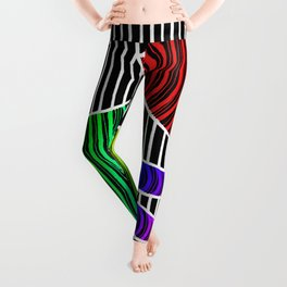 No Labels, Just Love. Leggings