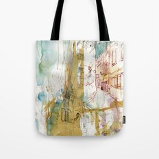 A French Experience Tote Bag