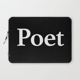 Poet inverse Laptop Sleeve