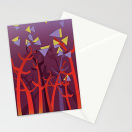 Go Wild pillow Stationery Cards