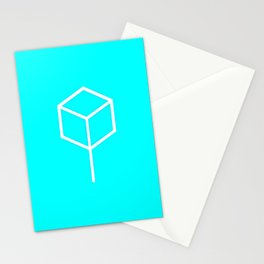 voxeledphoton Stationery Cards