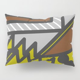 Geometric confusion Pillow Sham