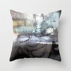 Urban Abstract 118 Throw Pillow