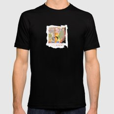 feeling hot hot hot / the islands Mens Fitted Tee MEDIUM Black