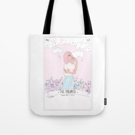 Cancer - The Dreamer Tote Bag