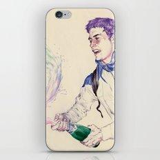 Eric iPhone & iPod Skin