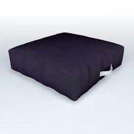 Purple Grunge Outdoor Floor Cushion
