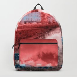 Red Harbouring  Backpack