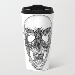 Commedia dellarte The Moth Travel Mug