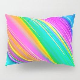 mint saturn Pillow Sham