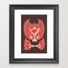 Soultaker Framed Art Print