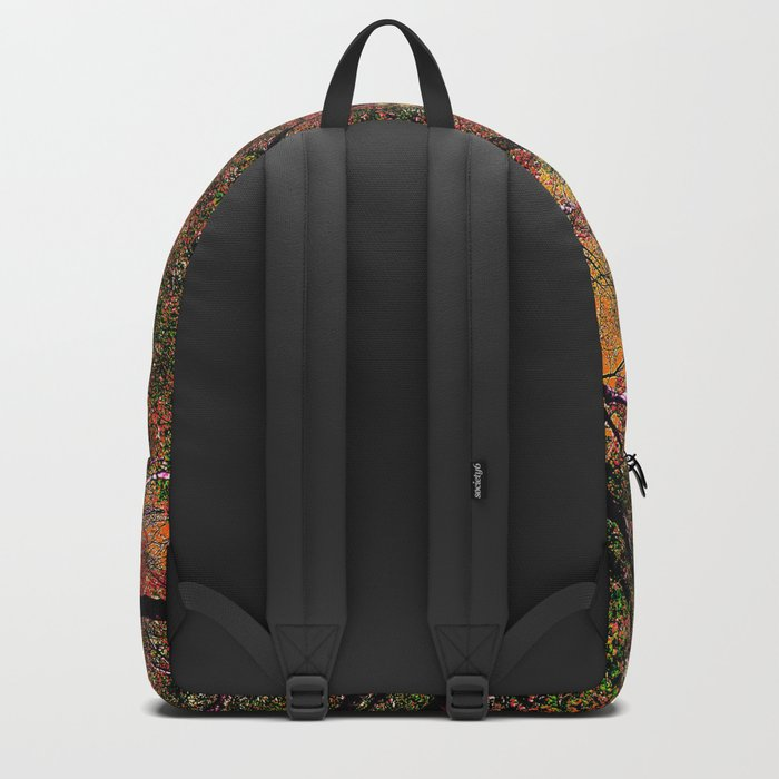 Colored forest Backpack