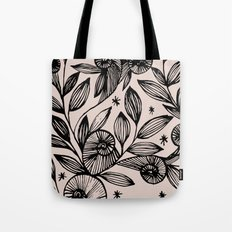 Magical Flowers  Tote Bag