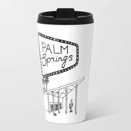 Palm Springs Travel Mug