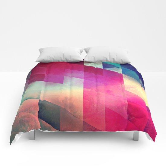 byy byy july Comforters