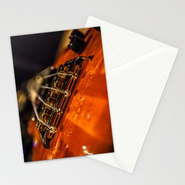 Bass Of Ace Stationery Cards