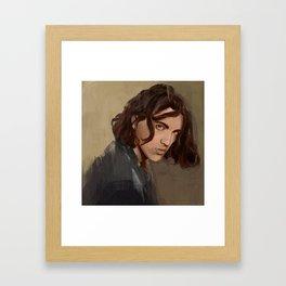Paul Jason Klein Framed Art Print