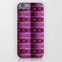 Patterned gills ... iPhone Case