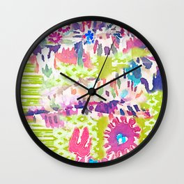 Tracy Porter / Poetic Wanderlust: Come As Your Are Wall Clock