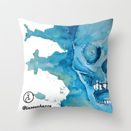 SAVVY? Throw Pillow