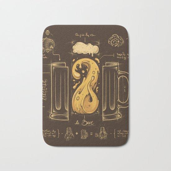 Le Beer (Elixir of Life) Bath Mat