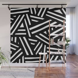 Monochrome 01 Wall Mural