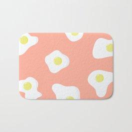 Sunny Side Up + Peach Bath Mat