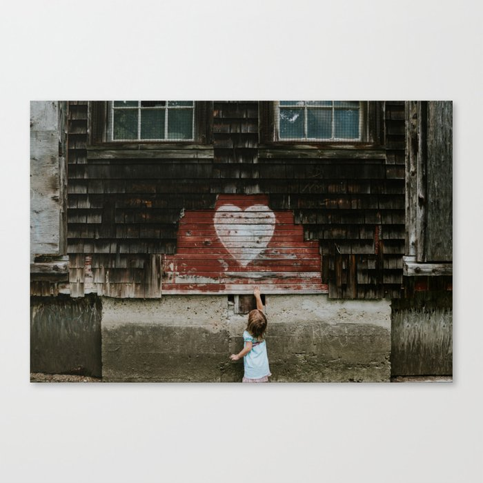 Apps' Mill Canvas Print