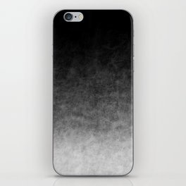 B&W Cloud Atmosphere iPhone Skin