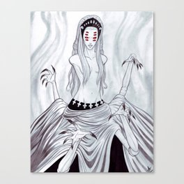 The Quiet Hunter Canvas Print