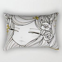 Shiori (詩織) Rectangular Pillow