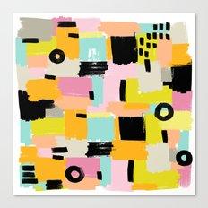 Color section001 Canvas Print
